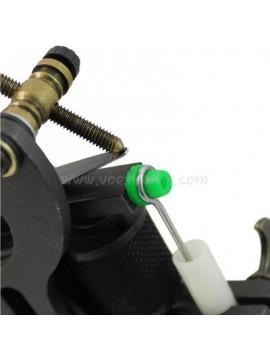 en forme de T Vert Doux Silicone Tatouer Pin Coussin 100PCS