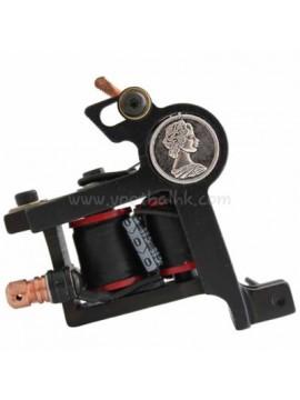 Machine Tatouer N102 10 Couche Bobine Iron Liner Pièce de monnaie