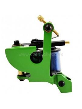 Machine Tatouer N102 10 Couche Bobine Iron Liner Vert