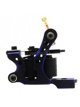 Machine a Tatouer N110 10 Couche Bobine Couleur Aluminum Shader Noir Bleu