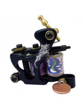 Machine Tatouer N120 10 Couche Bobine Bronze Liner Dragon