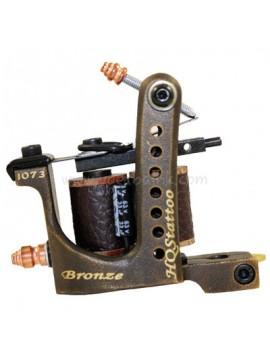 Machine Tatouer N120 10 Couche Bobine Bronze Shader 1073