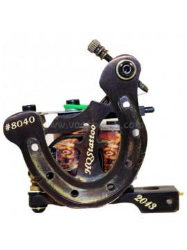 Machine a Tatouer N130 10 Couche Bobine Bronze Shader Nombre 8040
